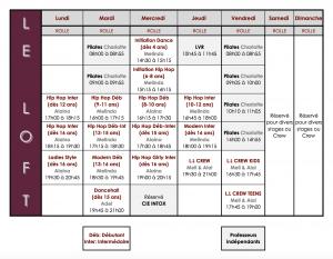 Planning FINAL 2018-2019