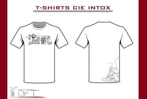 promo tshirt intox