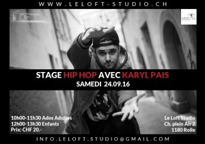 stage karyl septembre 2